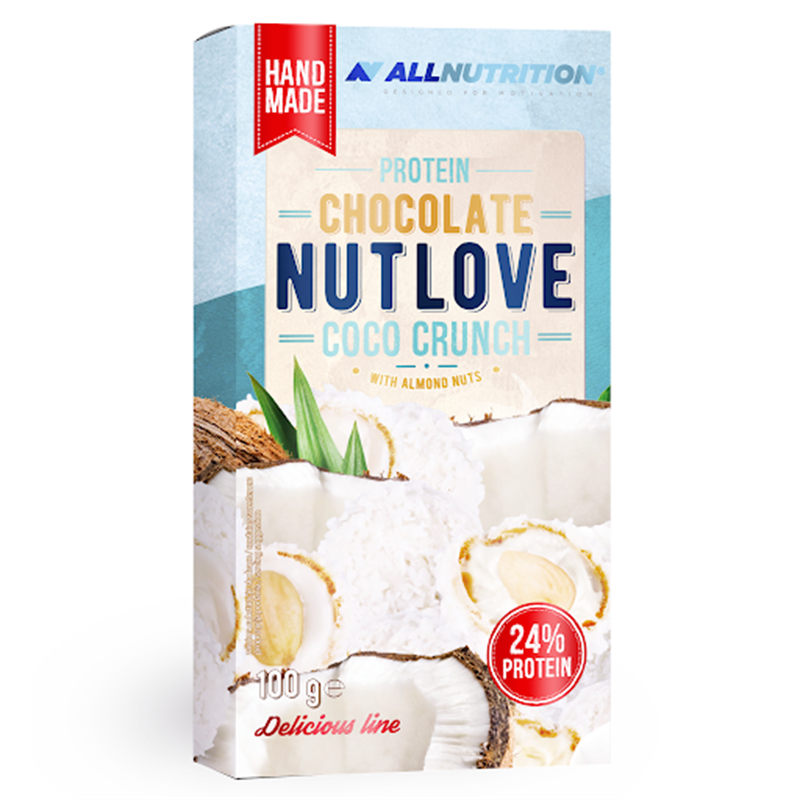 ALLNUTRITION Protein Chocolate Nutlove