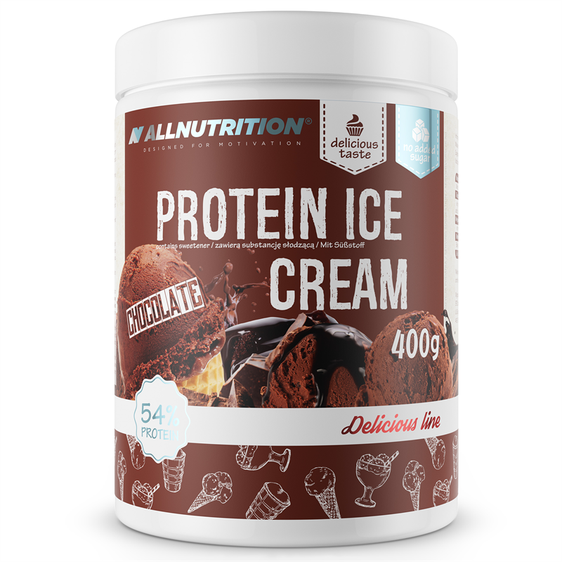 ALLNUTRITION Protein Ice Cream Chocolate