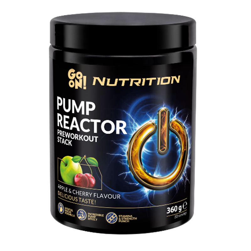 Sante Pump Reactor