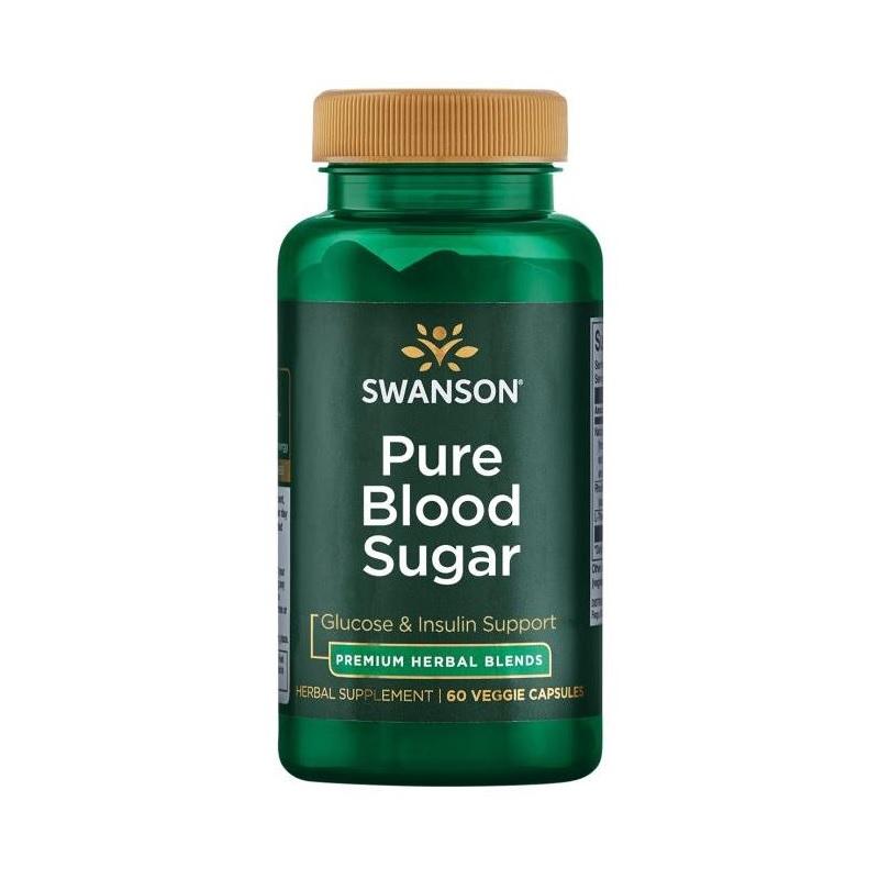 Swanson Pure Blood Sugar