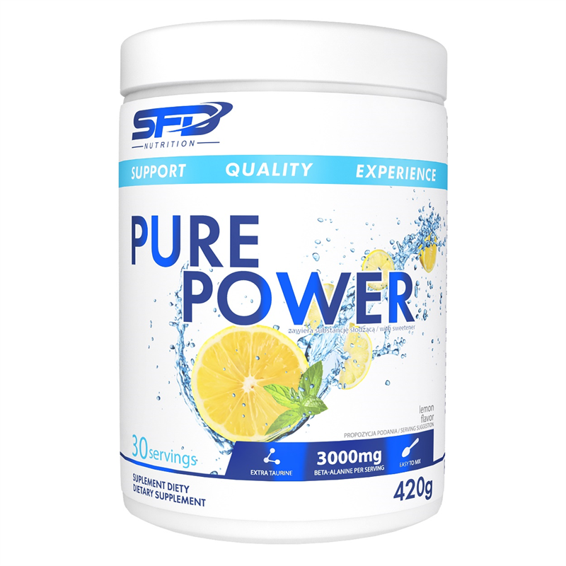 SFD NUTRITION Pure Power