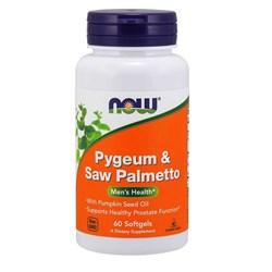 Pygeum & Saw Palmetto