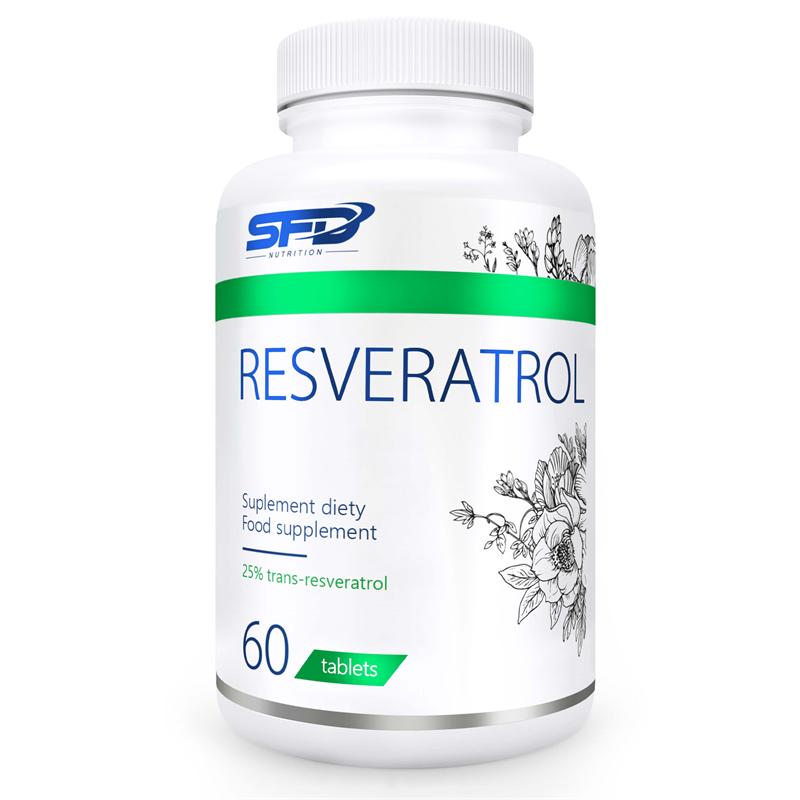 SFD NUTRITION RESVERATROL