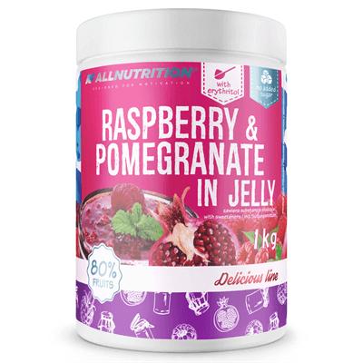 Raspberry & Pomegranate In Jelly