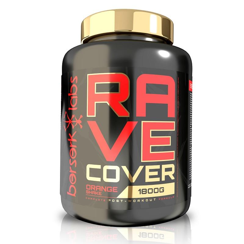 Berserk Labs Rave Cover