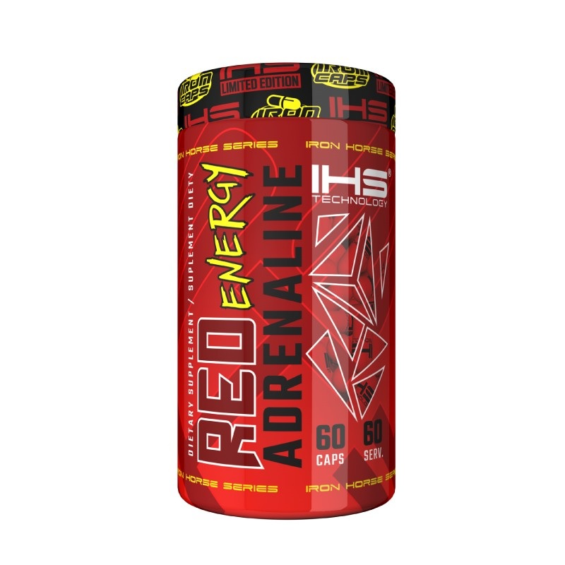 Iron Horse Red Adrenaline Energy