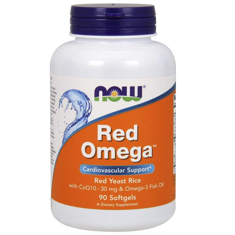 Now Red Omega