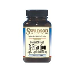 Regular Strength R-Fraction Alpha Lipoic Acid 50mg