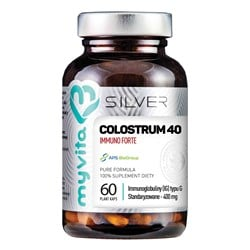 SILVER PURE COLOSTRUM IMMUNO FORTE