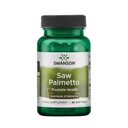 Saw Palmetto Prostate Health