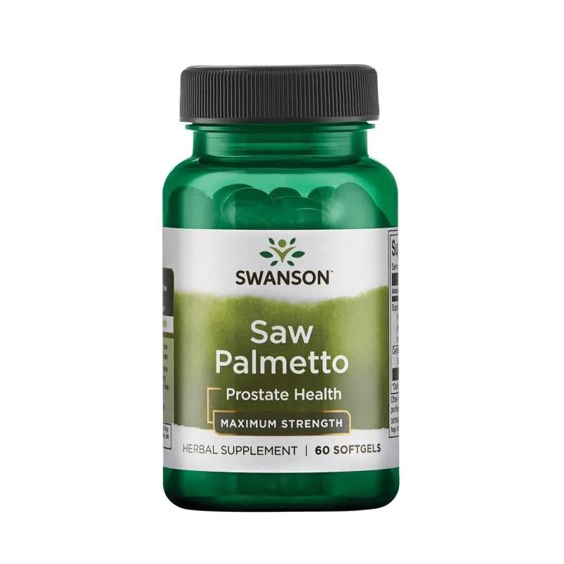 Swanson Saw Palmetto Prostate Health