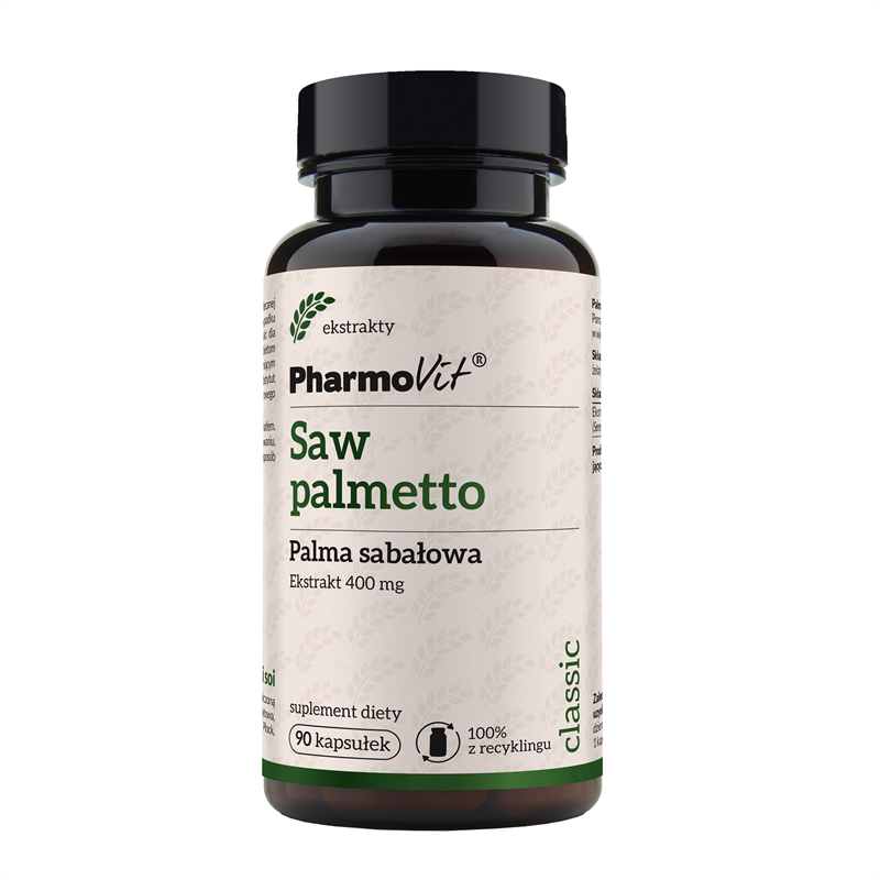 Pharmovit Saw palmetto 4:1