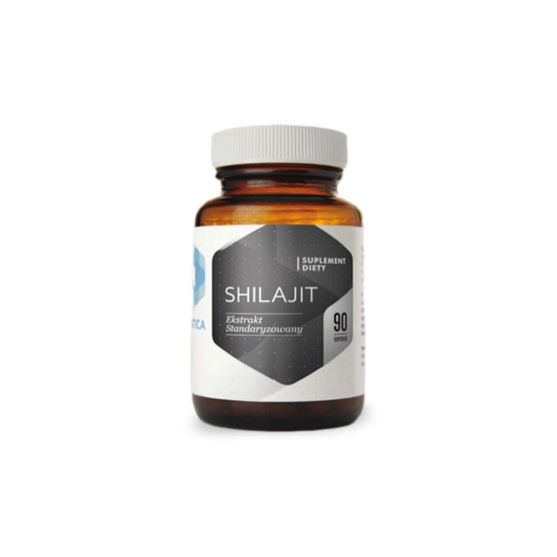 Hepatica Shilajit