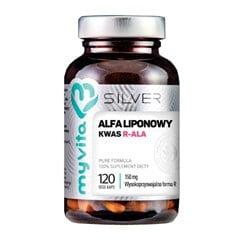 Silver Kwas Alfa Liponowny Forma R-ALA