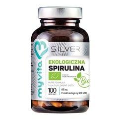 Silver Pure 100% Spirulina BIO