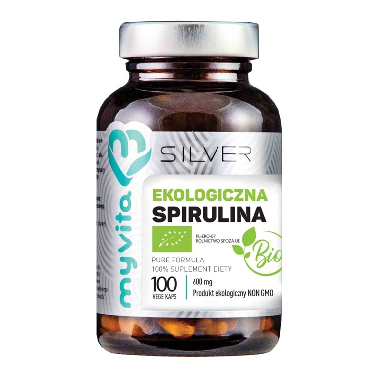 MyVita Silver Pure 100% Spirulina BIO