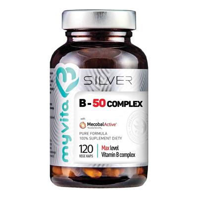 Silver Pure B-50 Complex