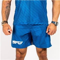 Spodenki Athletic Blue