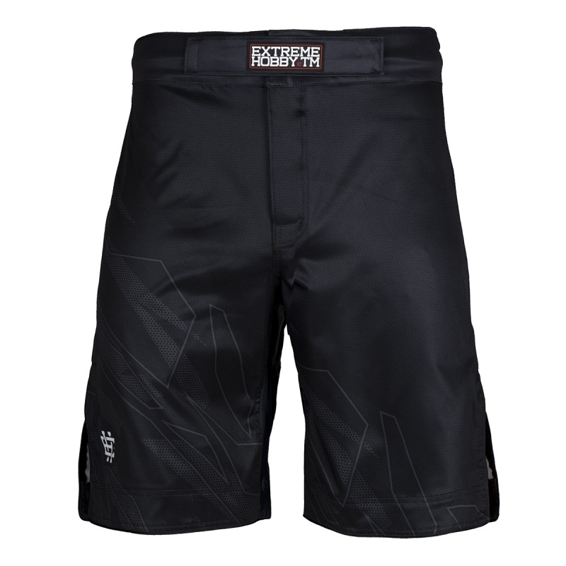 Extreme Hobby Spodenki Grappling Shadow Black