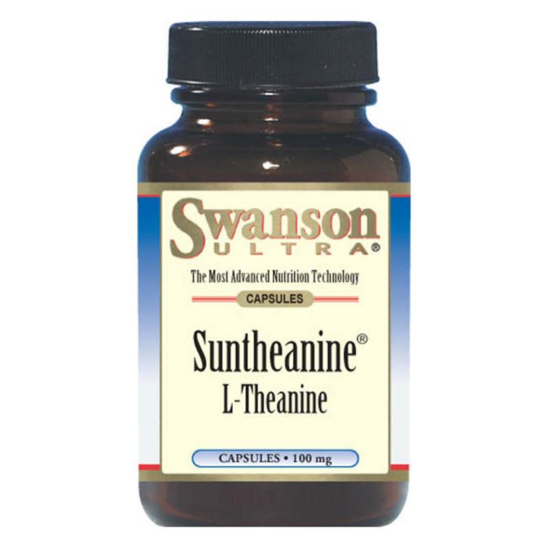 Swanson Suntheanine L-Theanine