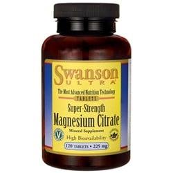 Super-Strength Magnesium Citrate