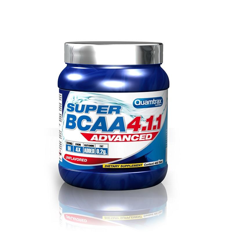 Quamtrax Super BCAA Advanced 4.1.1