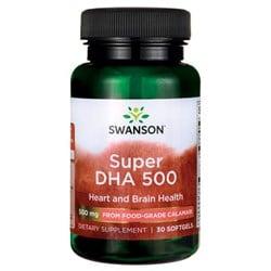 Super DHA 500 from Food-Grade Calamari
