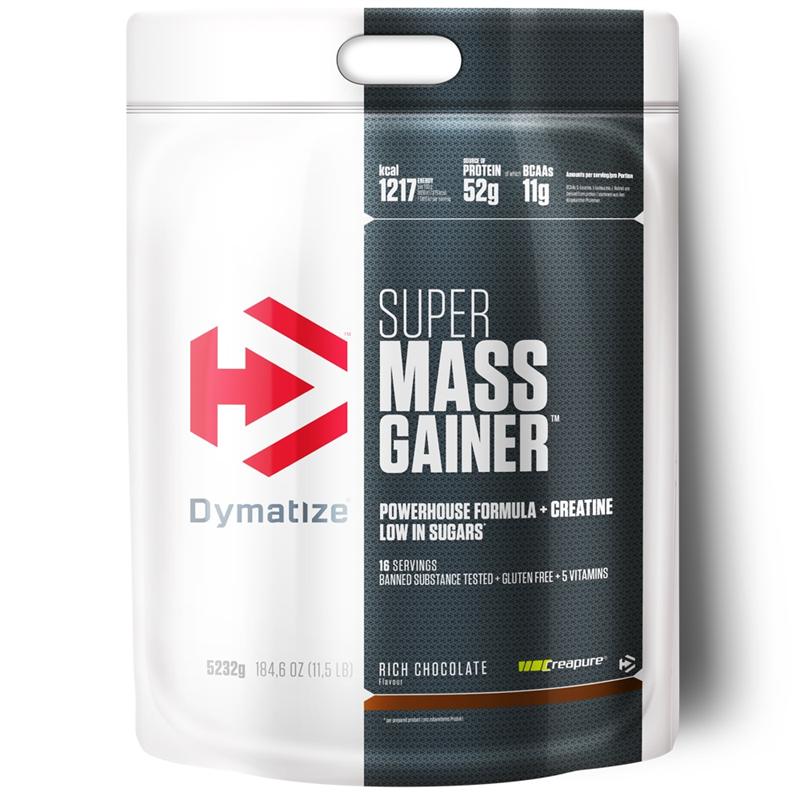 Dymatize Super Mass Gainer Rich Chocolate