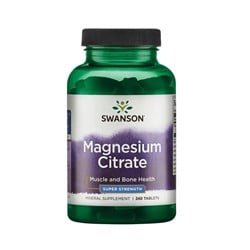 Super Strength Magnesium Citrate