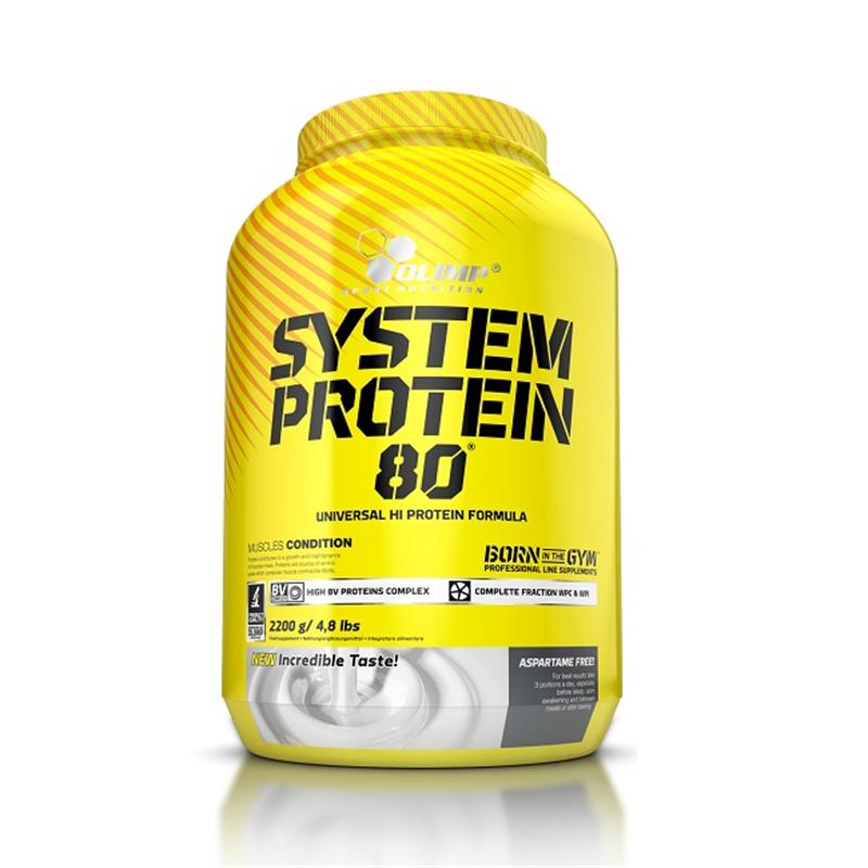 Olimp System Protein 80