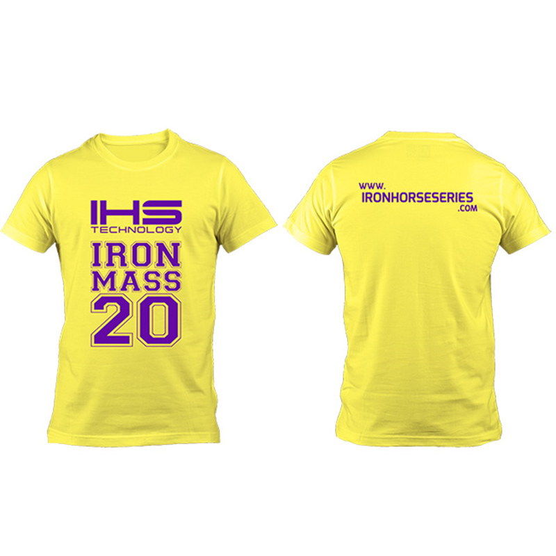 Iron Horse T-Shirt Iron Mass