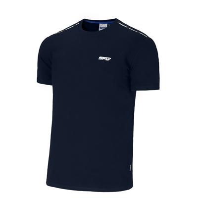 T-shirt Patriotic Granatowy
