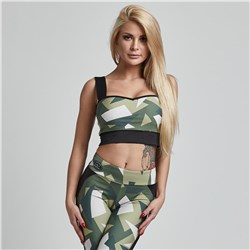 TOP BRAVE MILITARY GREEN