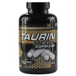 Taurin Mega Capsules