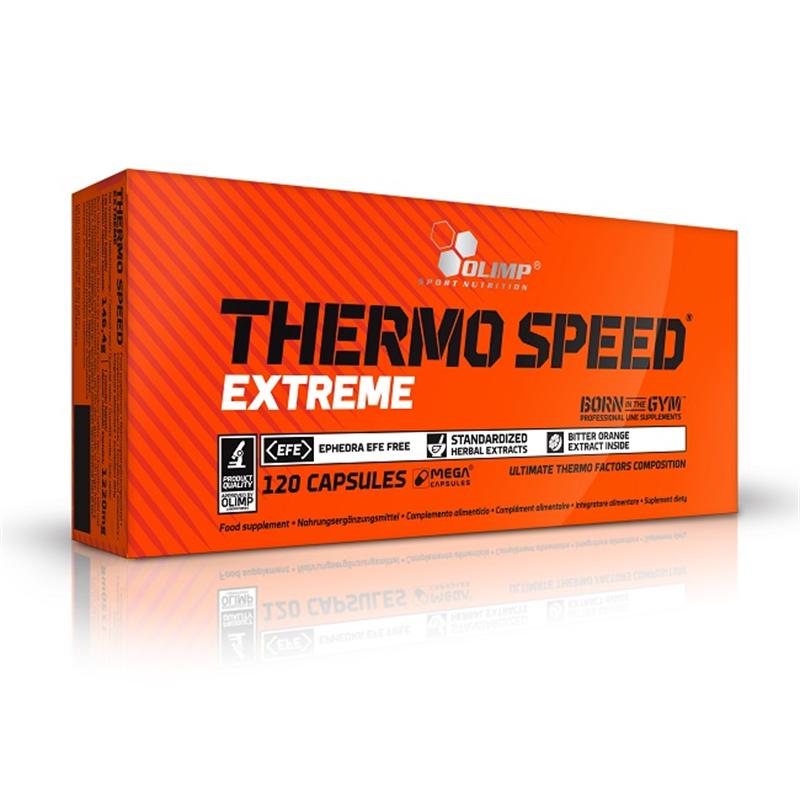 Olimp Thermo Speed Extreme Mega Caps