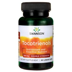 Tocotrienols - Double Strength