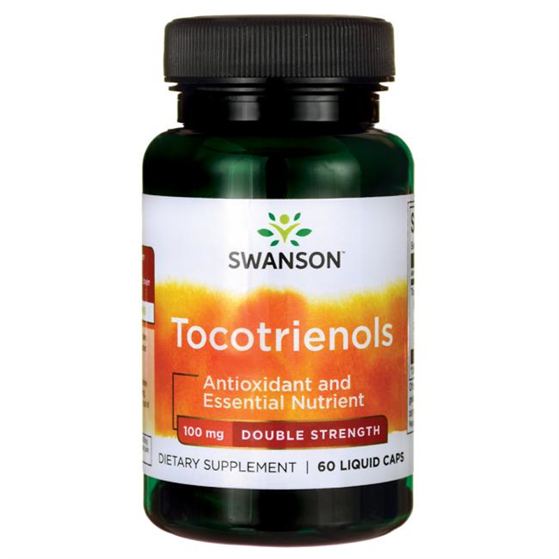 Swanson Tocotrienols - Double Strength