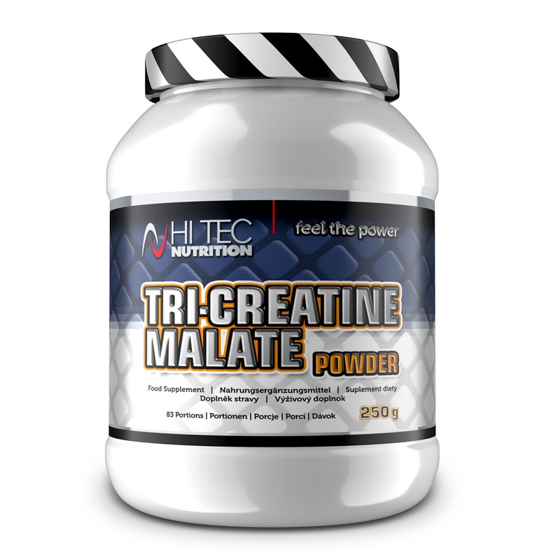 Hi-Tec Nutrition Tri-Creatine Malate Powder