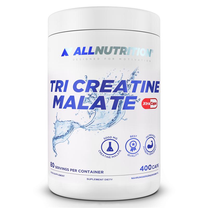 ALLNUTRITION Tri Creatine Malate XtraCaps