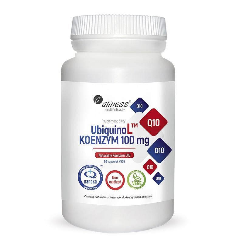 Medicaline UbiquinoL KANEKA Naturalny KOENZYM