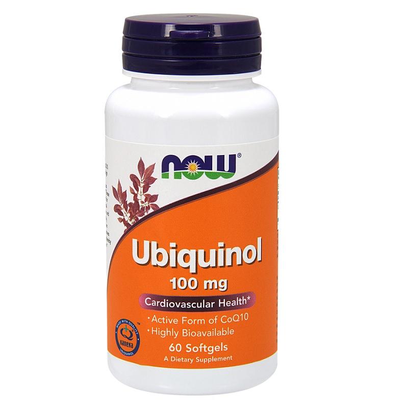 Now Ubiquinol