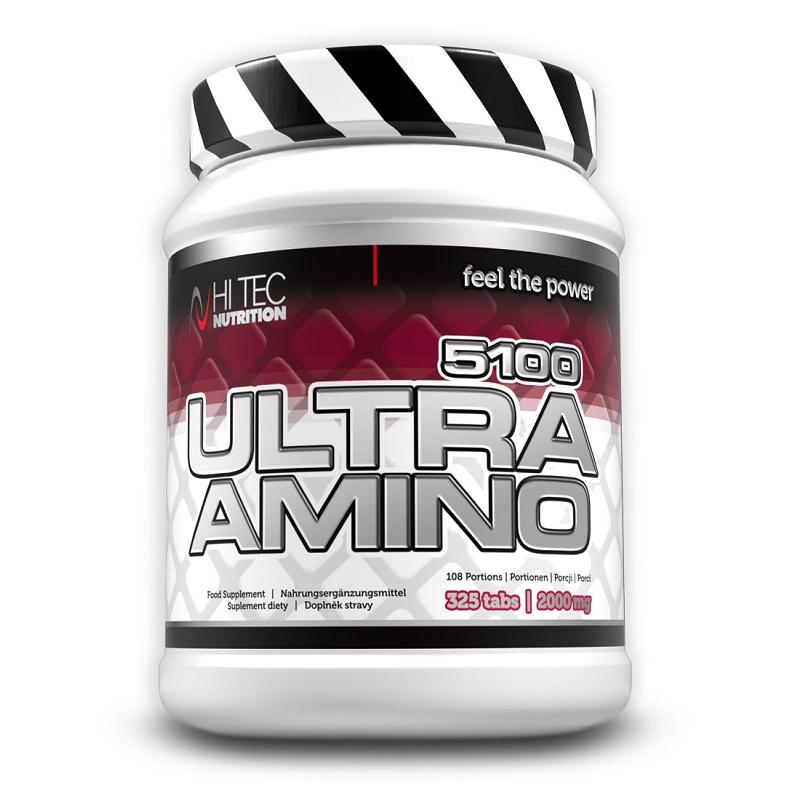 Hi-Tec Nutrition Ultra Amino 5100