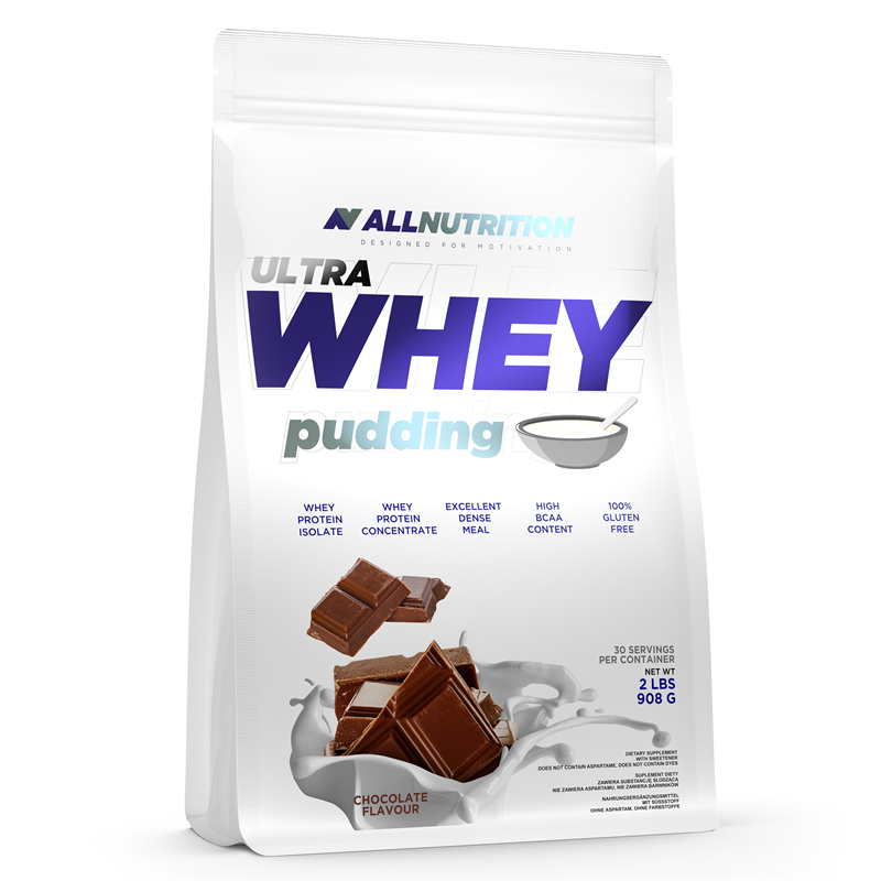 Ultra Whey Pudding