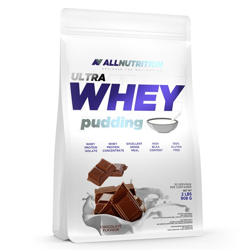 ALLNUTRITION Ultra Whey Pudding