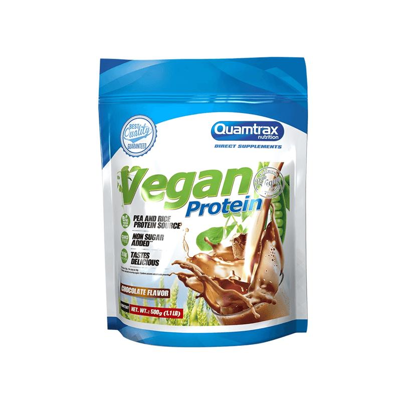 Quamtrax Vegan Protein