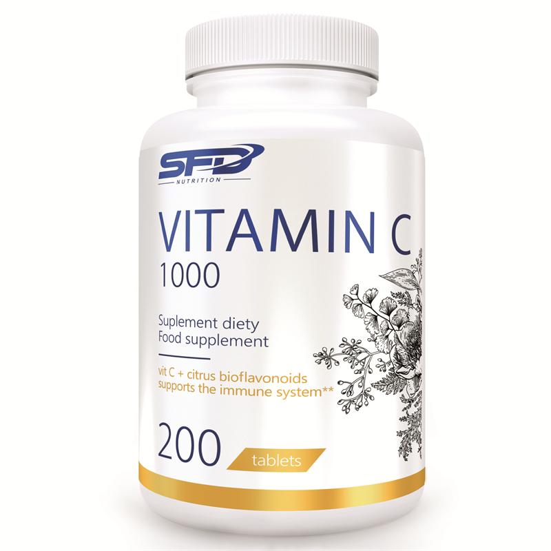 SFD NUTRITION Vitamin C 1000
