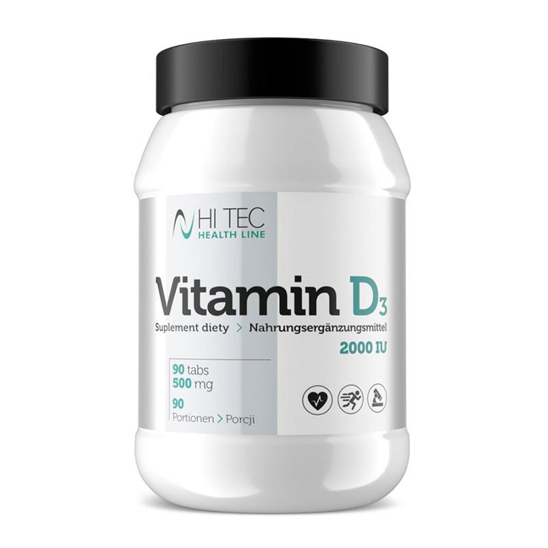 Hi-Tec Nutrition Vitamin D