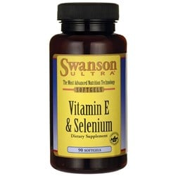 Vitamin E with Selenium