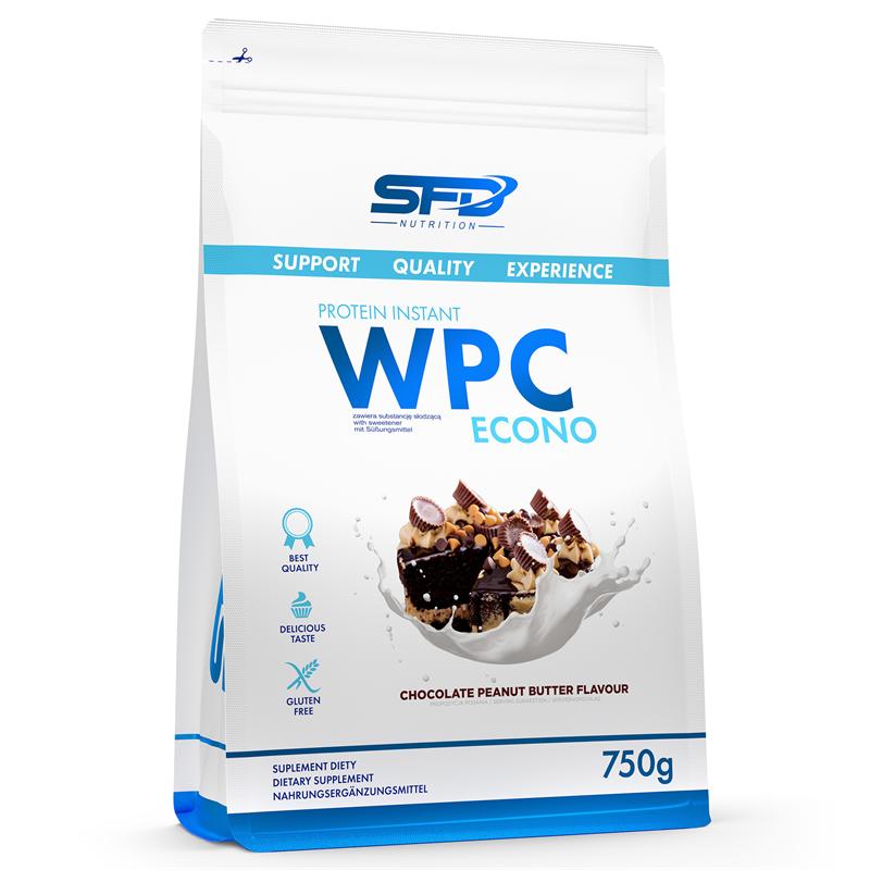SFD NUTRITION WPC Protein Econo