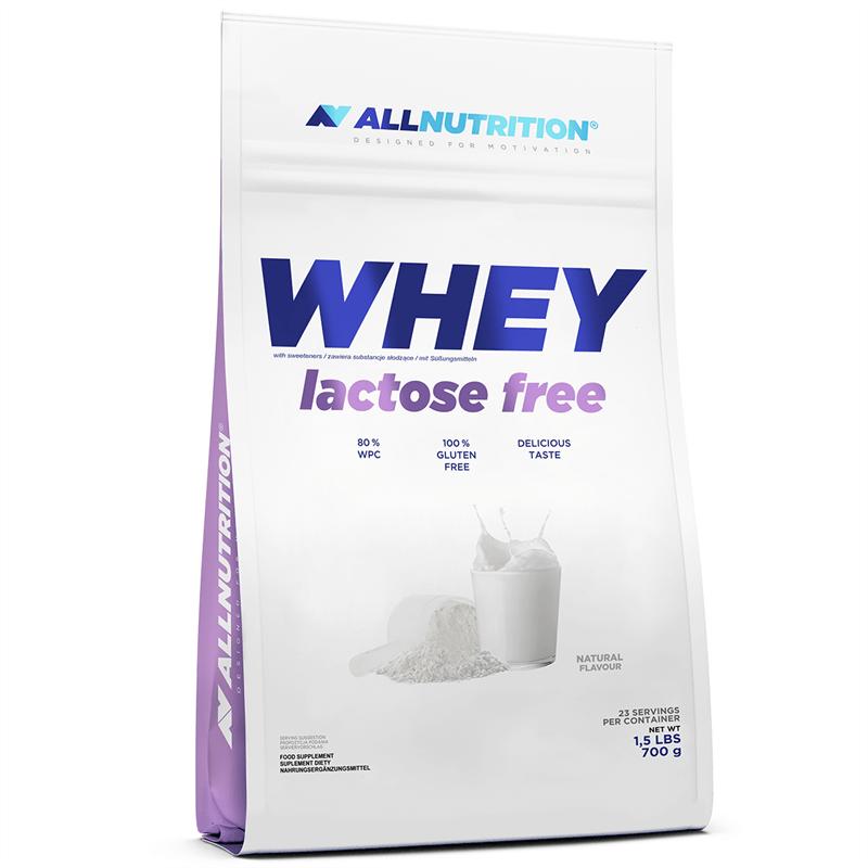 ALLNUTRITION Whey Lactose Free Proteine